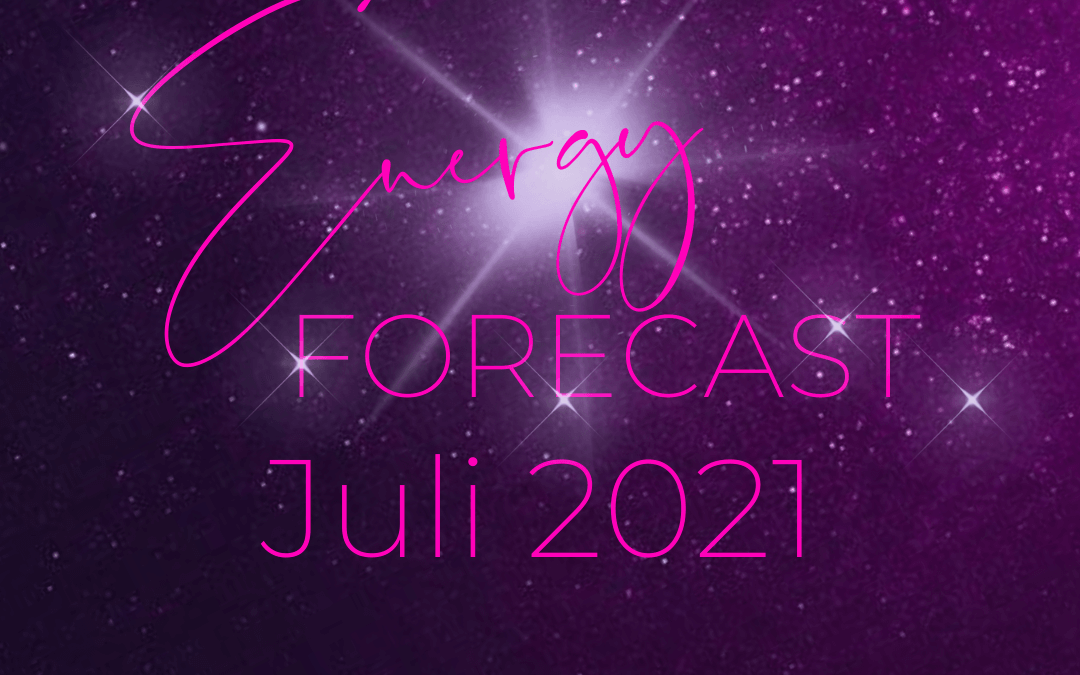 VIDEO – Energy Forecast Juli 2021