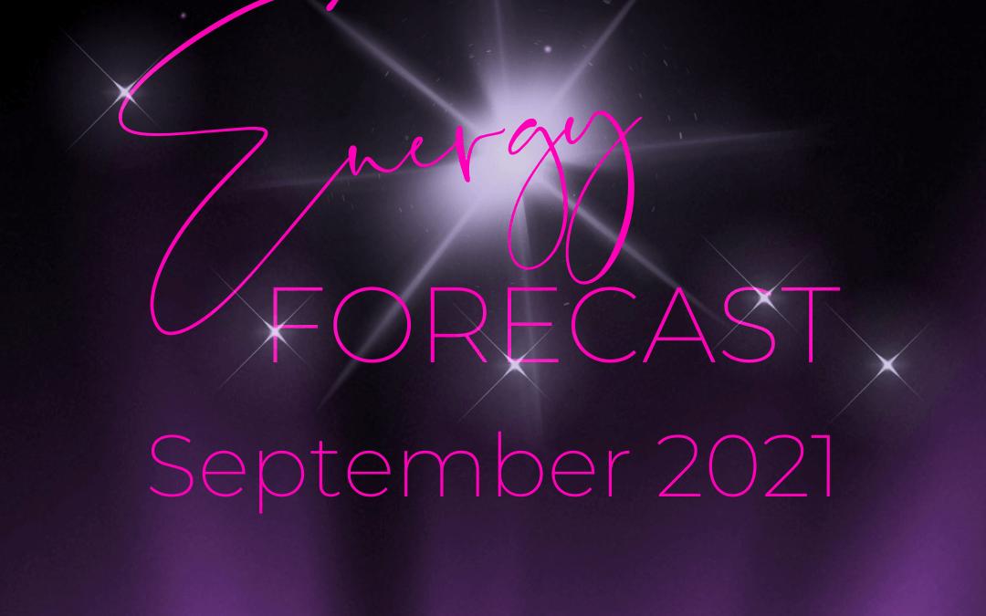 VIDEO – Energy Forecast September 2021